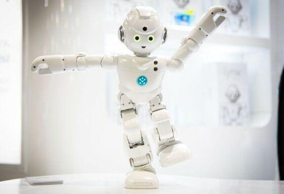 Robot Futuristis Untuk Asisten Rumah 1 Fe546