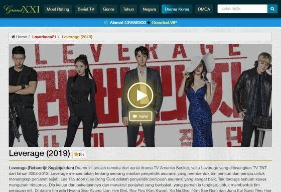 Nonton Drama Korea Grandxxi 113cc