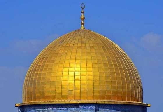 Sejarah Dome Of The Rock 367b1