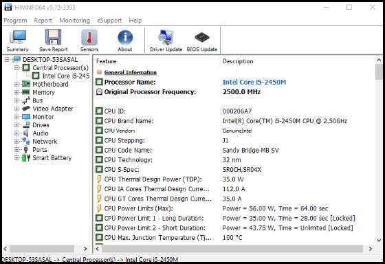Cara Mengetahui Spesifikasi Laptop Lengkap dan mudah