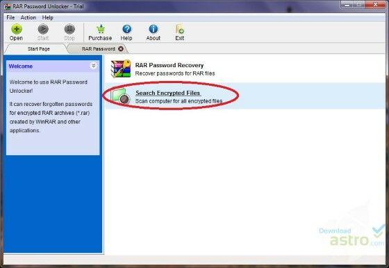 Cara Membuka Password Rar Dengan Aplikasi 00993