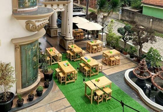 Rumah Mewah Muzdalifah Disulap Jadi Kafe Kekinian Harga Kaki Lima K7YubichEF A20c0