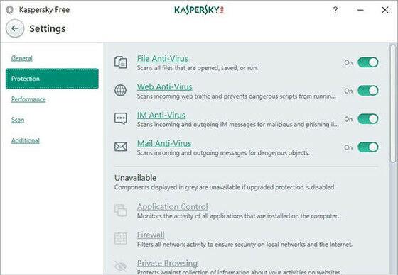 Kaspersky Security Cloud Free - Antivirus PC Gratis Terbaik Saat Ini