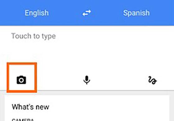 Cara Menggunakan Kamera Smartphone Untuk Translate Bahasa Asing 2