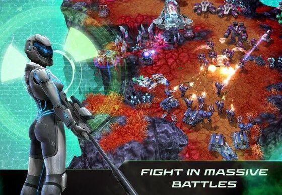 Game Perang Android 10