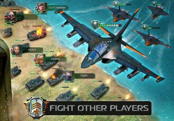 Game Perang Android 9