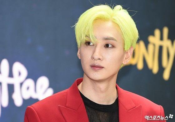 Super Junior Eunhyuk Xpn 1 D1034