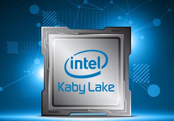 Intel Kaby Lake Core I7 7700k 1