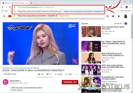 Cara download video di youtube lewat laptop ss | √ 3 Cara