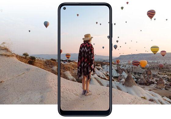 Kelebihan Samsung M11 Layar D65de