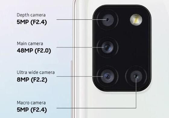 Kelebihan Samsung A31 Kamera 9fb4f