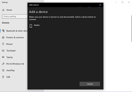 Cara Mengaktifkan Bluetooth Di Laptop Add Device 7af76