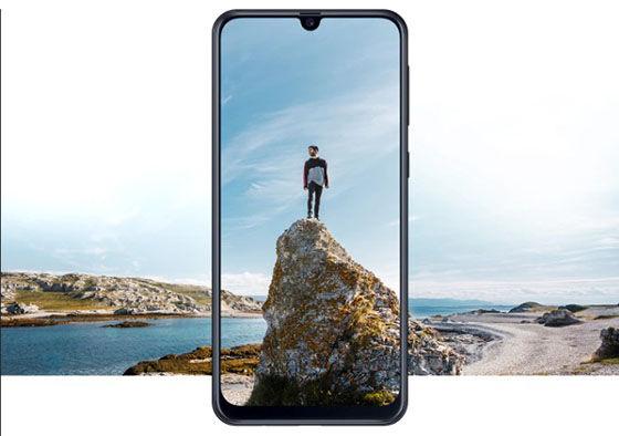 Kelebihan Samsung M21 Layar 05429