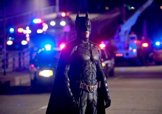 Superhero Yang Sering Banyak Membunuh Orang Batman Custom 791c6