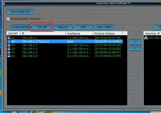 Cara Membatasi Pengguna Wifi Dengan Netcut 1 8ab1c