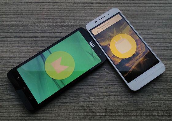 Cara Update Manual Android Marshmallow Untuk ASUS Zenfone