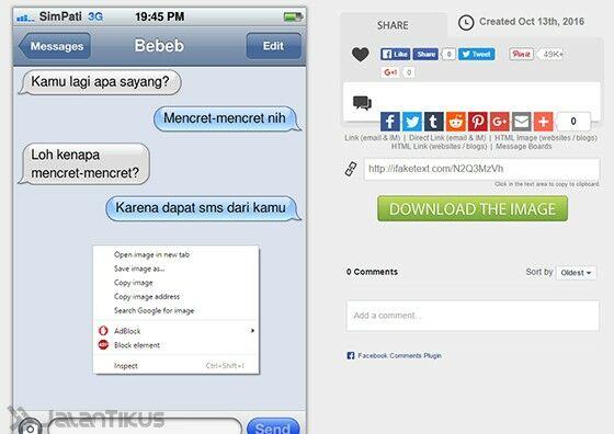 Cara Buat Screenshot Palsu 5