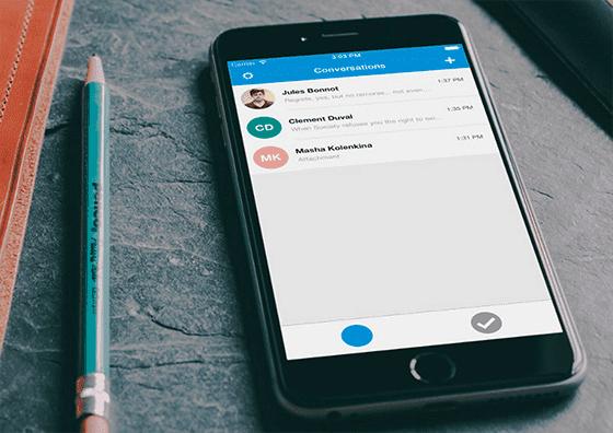 Aplikasi Chatting Android Paling Aman 5