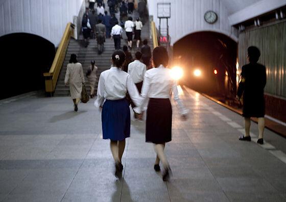 Foto Terlarang Korea Utara 2