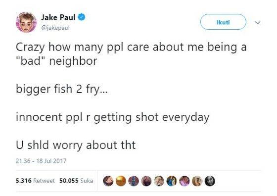 Kontroversi Youtuber Paling Heboh Jake 13815
