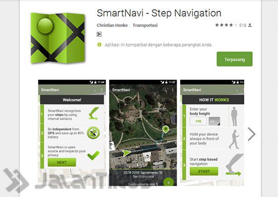Install Smart Navi