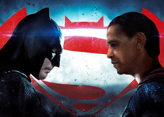 Foto Kocak Obama 8