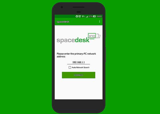 Cara Menjadikan Android Sebagai Monitor Dengan Spacedesk 2