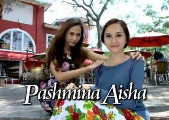 Pashmina Aisha E096d