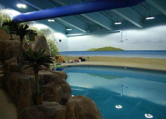 Indoor Swimming Pool 338f3