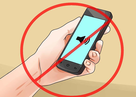 Tidak Menggunakan Smartphone