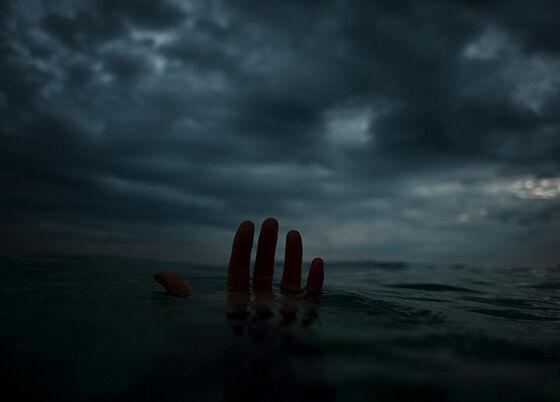 Foto Kengerian Lautan 15