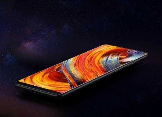 Smartphone Dengan Prosesor Tercepat 2017 Xiaomi Mi Mix 2