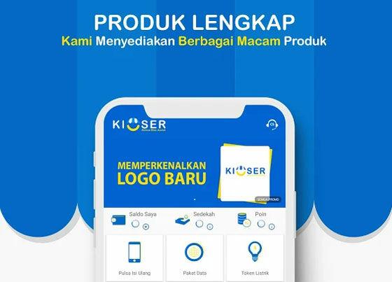 Aplikasi Jual Pulsa Kioser B91d9