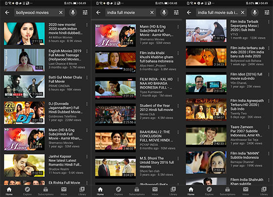 Aplikasi Film India 10 72859