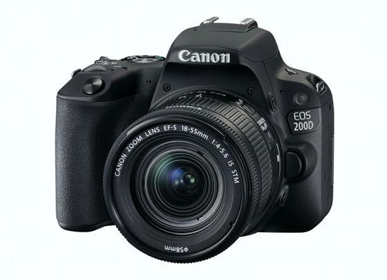Harga Canon Eos 200d