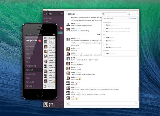 Slack Aplikasi Pebisnis Sukses Untuk Komunikasi