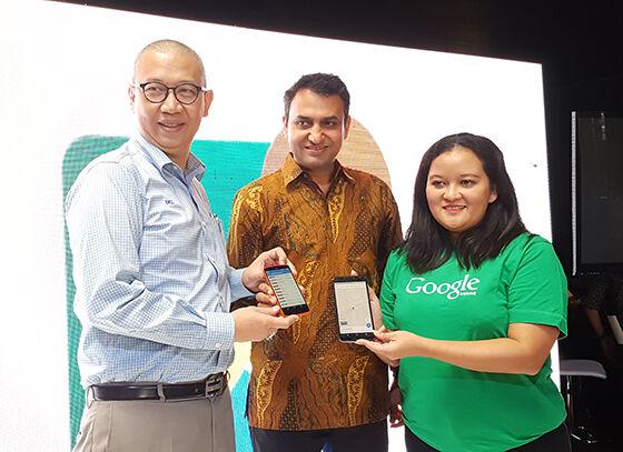 Launching Google Maps Transjakarta