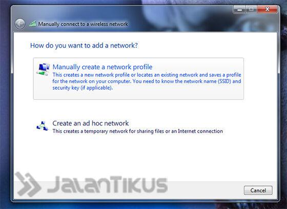Cara Mengatur Hotspot Wifi Di Windows 7 3