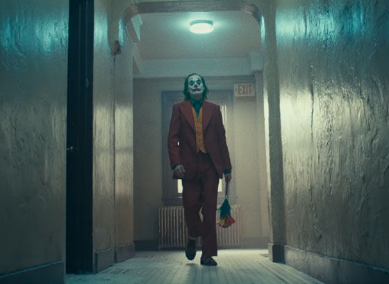 Joker Cinematography 8551c