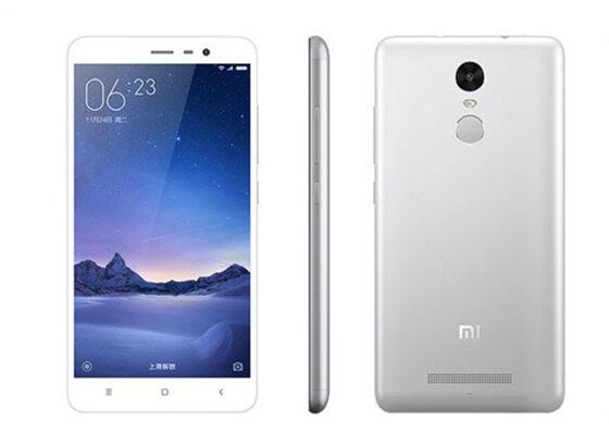 3. Xiaomi Redmi Note 3 Pro