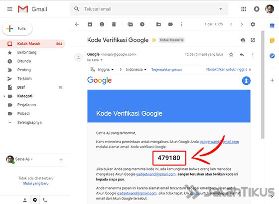 Lupa Password Gmail Sendiri Begini 3 Cara Mudah Mengatasinya