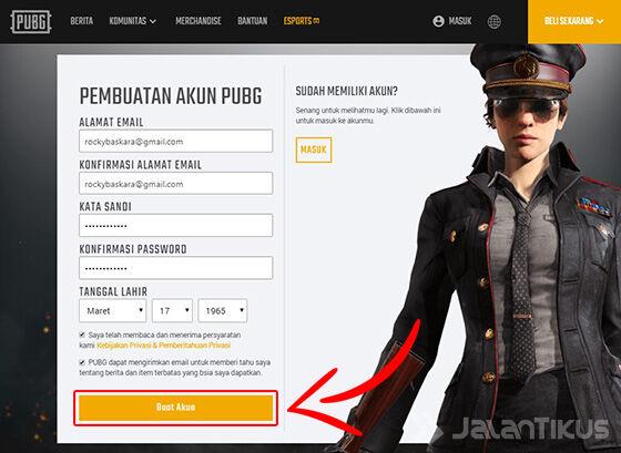 cara download pubg pc