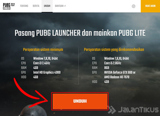 download pubg pc