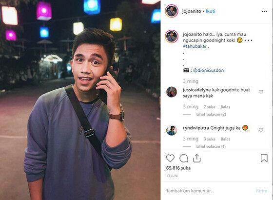 Caption Lucu Romantis Instagram D5228
