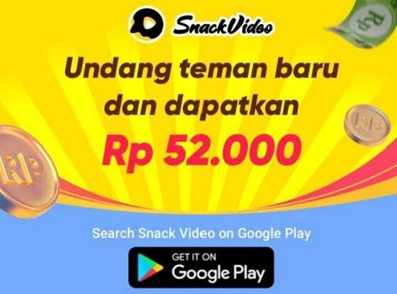 Cara Mendapatkan Koin Banyak Di Snack Video 09a52
