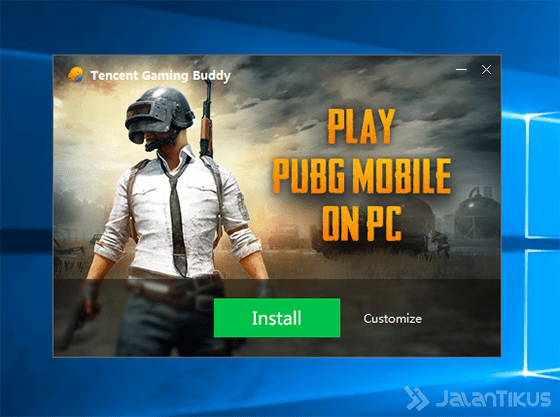 Cara Main Pubg Mobile Di Pc 3 7c67b