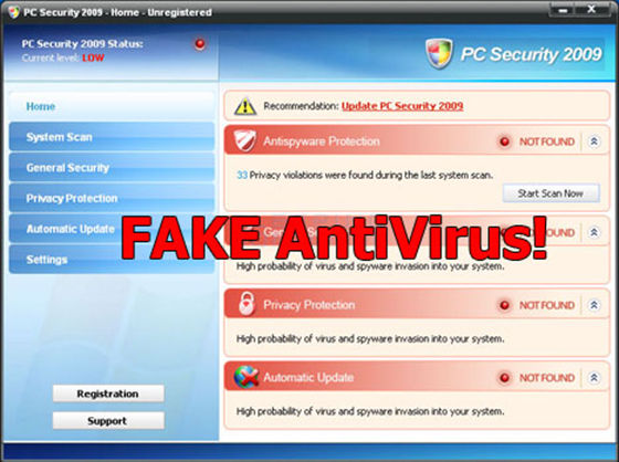Tanda Virus Dan Malware 6