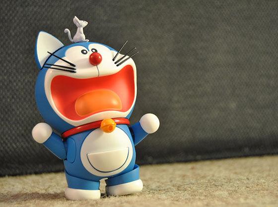 Doraemon Rat D966f