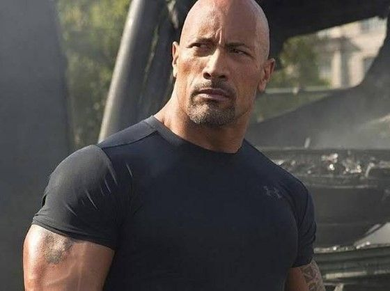 Aktor Hollywood The Rock 66540