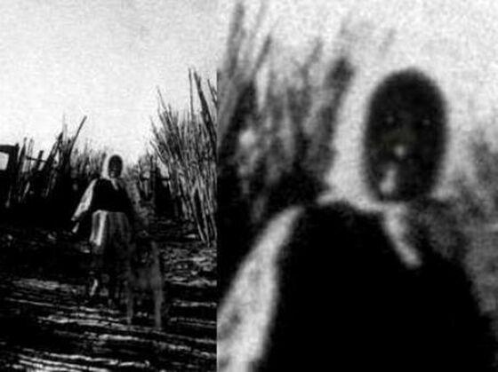 Misteri Charlie Noonan Foto Seorang Wanita Tua Ini Tampak Biasa Tapi Setelah Diperbesar Terlihat Mengerikan